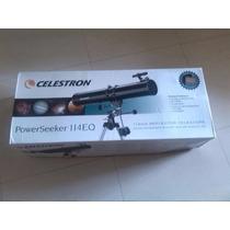 Telescopio Celestron Powerseeker 114eq
