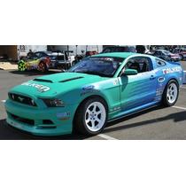 Toma De Aire Para Cofre Mustang 2010 En Adelante Enviogratis