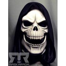 Máscaras Calavera Con Capucha Disfraz Terror Halloween