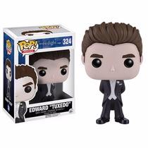 Boneco Edward Cullen Tuxedo Crepusculo Twilight - Funko Pop!