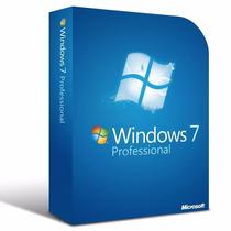 Lic Windows7 Professional Licencia Original 1 Pc