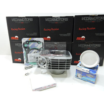 Kit Cilindro 190cc Vedamotors - Titan/fan E Nxr 150 Bros