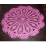 Centros De Mesa A Crochet Varios Diseños Y Colores