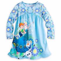 Frozen Batas Y Camisones/pijamas Originales Disney Store