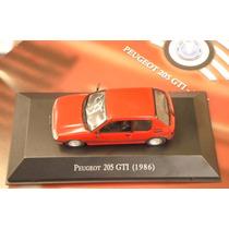 Carros Inesquecíveis Do Brasil Edição 78 - Peugeot 205 Gti 1