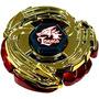 Juguete Edición Limitada Oro Rojo Relámpago L-drago Wbba La