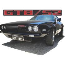 Puma Gtb S2 - 1979 - Venda Sem Troca
