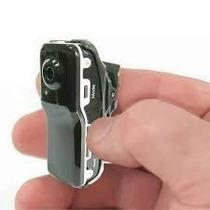 Mini Filmadora Detetive Hd Camera Dv Espia 5.0 Mp C/ Sensor