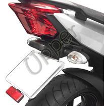 Suporte De Placa Rabeta Eliminador Yamaha Xj6n Xj6f Xj6