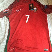 Jersey Portugal Local 2016 Cristiano Ronaldo Cr7 Euro