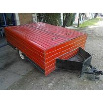 Vendo Permuto Batan/trailer/carpa 4 Camas Con Colchones