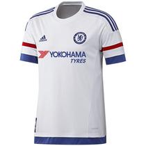 Playera Jersey Visitante Chelsea Fc 15/16 Adidas Ah5108