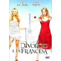 Dvd Divorcio A La Francesa ( Le Divorce ) 2003 - James Ivory