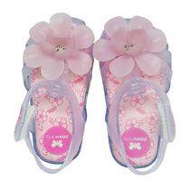 Sandália Infantil Zaxy - Cristal Glitter - Promoção
