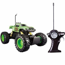 Carro Controle Remoto Rock Crawler Verde Maisto 4 X 4
