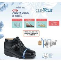 Bota Confort Clinicus 9045 Pie Diabetico Espolon Calcaneo