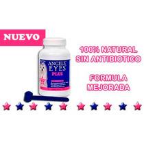 Angel Eyes Plus Blanqueador Ocular Pa Perros Sin Antibiotico