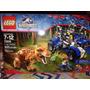 T Rex Tracker Lego Jurassic Park 75918 520 Piezas