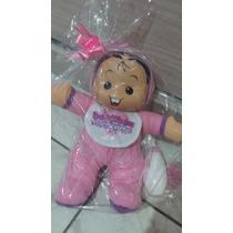 Boneca Mônica Baby Barriguinha