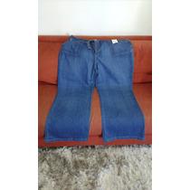 Calça Jeans Marca Zampers Número 60 Plus Size Nova Feminina