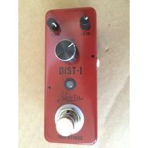 Rowin Pedal Distortion I Guitarra Bajo Overdrive Ds1 Tube