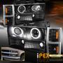 Chevrolete Silverado 94-98 (8pcs) Dual Halo Led Bajo Pedido