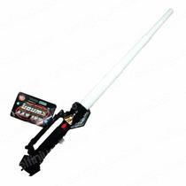 Espada Extensible Galaxy Sword Luz Y Sonidos Original Ditoys