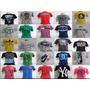 Pacote Com 5 Camisetas De Marcas Oferta Outlet Aproveite !!!