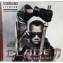 Cd - Blade Ii - Trilha Sonora Do Filme