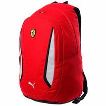 Mochila Deportiva Ferrari Scuderia Laptop Puma 073171