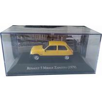 Renault 5 Mirage Zapatito 1/43 Metal Die Cast Nuevo