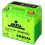 Bateria Gel Akg5al Fz16 Srz Crypton Xtz Wave Yuasa Yb5-lb