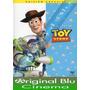 Toy Story - Edicion Especial- Disney- Dvd Original - Almagro