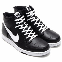 Botitas Nike Dunk Cmft Prm Cuero Urbanas Hombre 705433-004