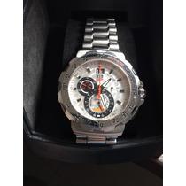 Relógio Tag Heuer F1 Indy 500 Cronógrafo Completo Na Caixa
