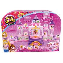 Glitzi Globos Disney Princesa Spin Y Castillo De Chispa
