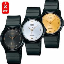 Reloj Casio Mq76 - Clásico - Resistencia Al Agua - Cfmx