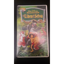 El Libro De La Selva Vhs
