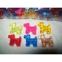 Gcg Lote De Mini Perritos Para Capsulas Chicleras 100 Pzas