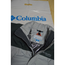Campera Columbia Titanium Talle M Nueva Omni Heat Reflective