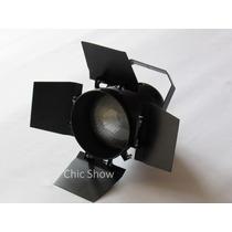 Canhão Refletor Par 38 C/ Bando Para Iluminação Fotos Dj