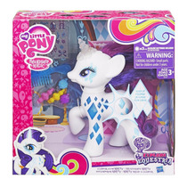 My Little Pony Cutie Mark Magic Glamour Glow Rarity Importad