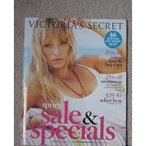 Victorias Secret Catalogo 2009 Blusas Bikinis Vestidos Short