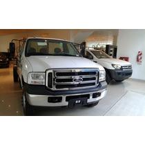 Camión Ford F 4000 4x2 Peso 6800 Kg 0km Utilitario Serralima
