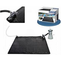 Calentador Solar Para Agua De Albercas Intex Best Way Easy