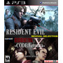 Resident Evil 4 + Code Veronica - Español - Playstation 3