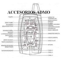 Alarma Auto Sniper 8000 Alcance Control Lcd