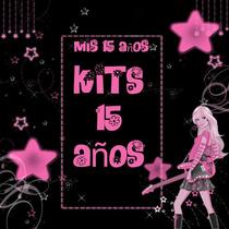Kit Imprimible Para 15 Años Las Mas Hermosas Tarjetas