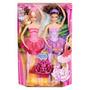 Barbie Y Las Zapatillas Magicas 2 Bailarinas Mas Tiara