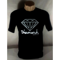 Camiseta Camisa Diamond/adidas/dgk/grizzly/lrg